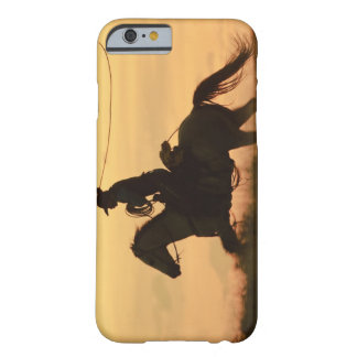 Horseback rider 6 barely there iPhone 6 case