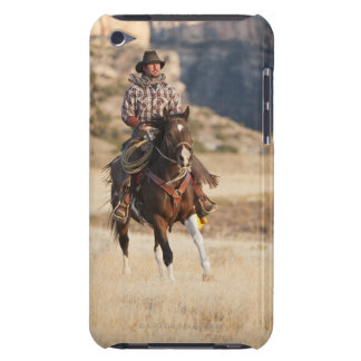 Horseback rider 7 barely there iPod case