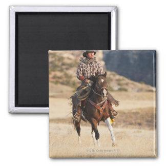 Horseback rider 7 magnet