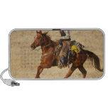 Horseback rider 8 iPhone speakers