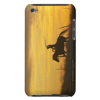 Horseback rider 9 iPod touch cover
