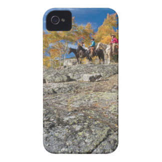 Horseback riders 12 Case-Mate iPhone 4 case