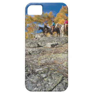 Horseback riders 12 iPhone SE/5/5s case