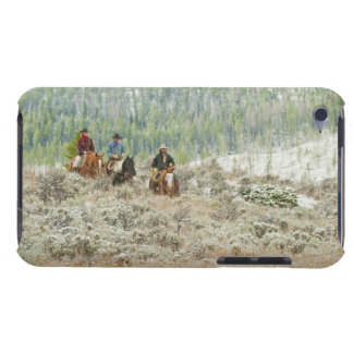 Horseback riders 5 iPod touch Case-Mate case