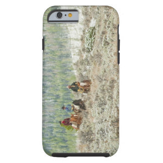 Horseback riders 5 tough iPhone 6 case