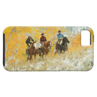 Horseback riders 7 iPhone SE/5/5s case