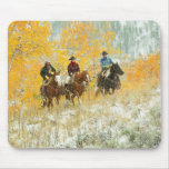 Horseback riders 7 mouse pad