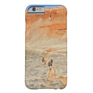 Horseback riders on trail barely there iPhone 6 case