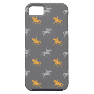 horseback riders patterns case for iPhone 5/5S