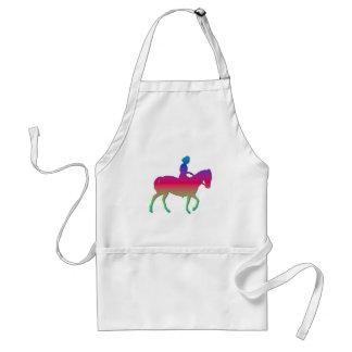 Horseback riding adult apron