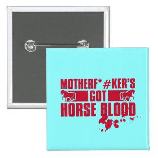 Horseblood Button