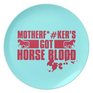 Horseblood Platos