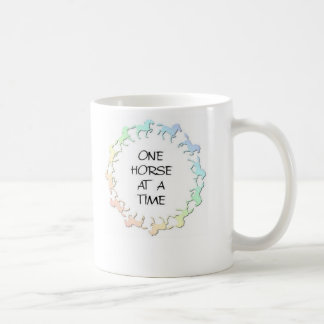 horsecirclelogo coffee mug