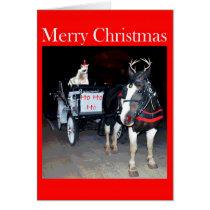 horsedeer card