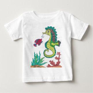 Horsefish Baby T-Shirt