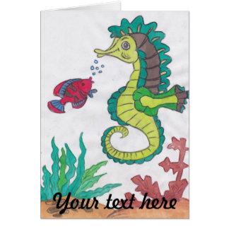 Horsefish Card