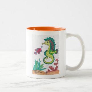 Horsefish Mug