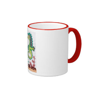 Horsefish Mugs