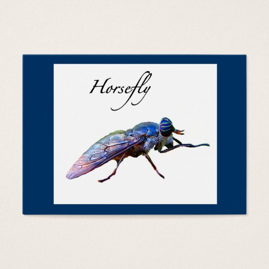 Horsefly ATC Business Card
