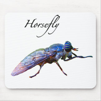 Horsefly Mouse Pad