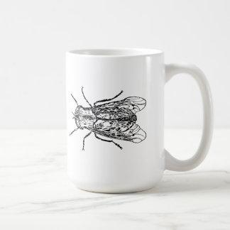 Horsefly Coffee Mugs