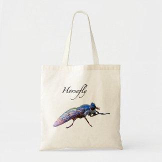 Horsefly Tote Bag