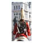 Horseguards en Londres Tarjetas Fotográficas