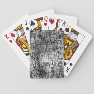Horsehair Pottery Playing Cards