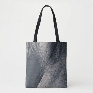 Horsehair Tote Bag