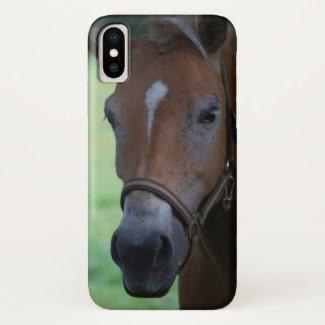 Horsehead 001 iPhone x case