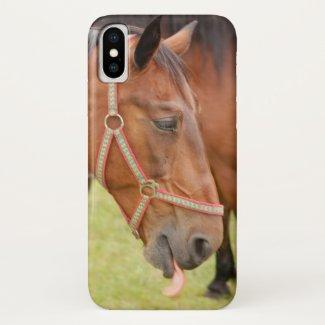 Horsehead 002 iPhone x case