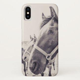 Horsehead 011 iPhone x case