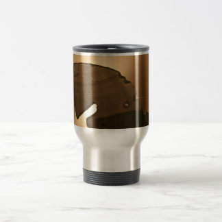 Horsehead formó el windchime taza de café