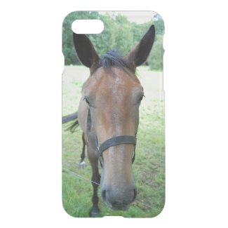 Horsehead iPhone 7 Clearly™ Deflector Case
