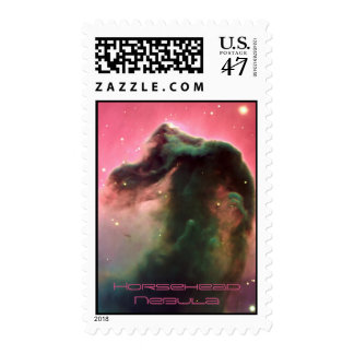 Horsehead Nebula - Awesome Space Images Postage