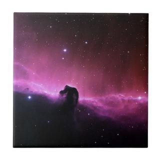 Horsehead Nebula Barnard 33 NASA Ceramic Tile
