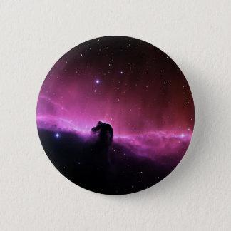 Horsehead Nebula Barnard 33 NASA Pinback Button