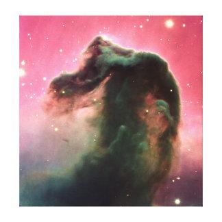 Horsehead Nebula Canvas Print