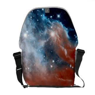 Horsehead Nebula Infrared Courier Bag