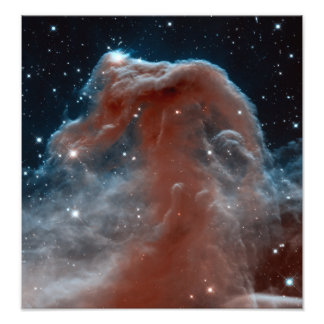 Horsehead Nebula Space Astronomy Photo Print
