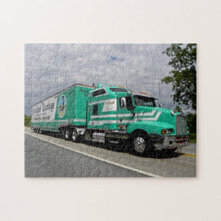 Horseless Carriage Kenworth Puzzle