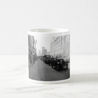 Horseless Carriage Parade, Los Angeles, 1951 Coffee Mug