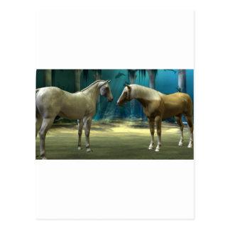 horselov postcard