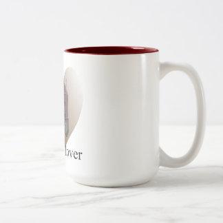 horselover Two-Tone coffee mug