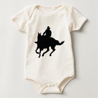 Horseman Baby Bodysuit