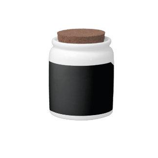 Horseman Candy Jar