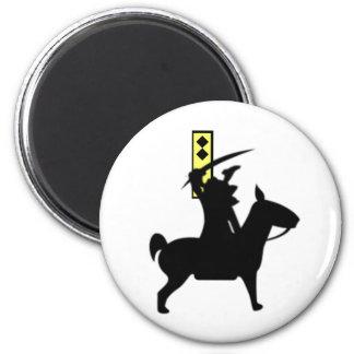 Horseman Fridge Magnets