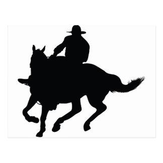 Horseman Postcard