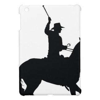 Horseman with Whip iPad Mini Cover
