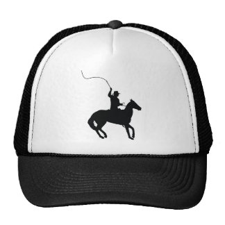 Horseman with Whip Trucker Hat